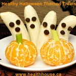 healthy halloween themed treat recipes